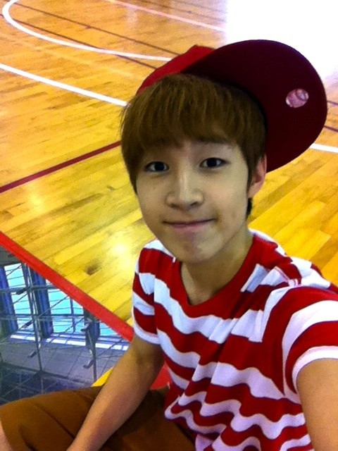 Henry Lau Is Watching You