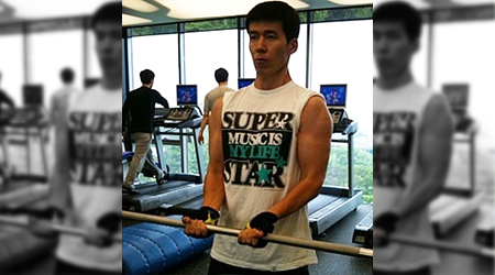 Sean of YG's Jinusean Working Out For His Kids