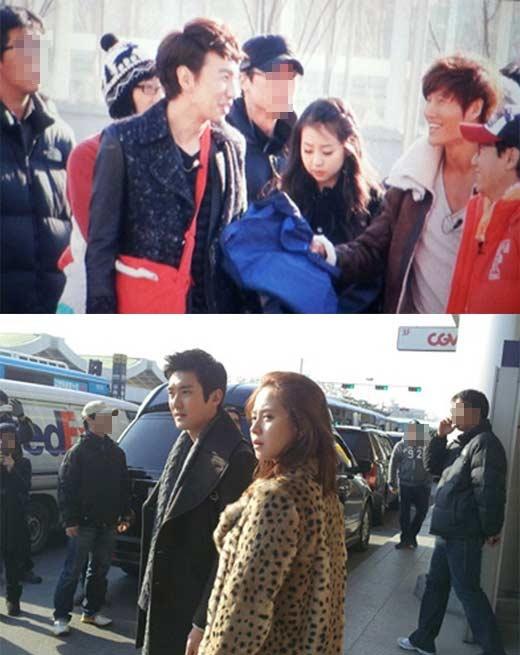 Running Man Spoiler Alert: Siwon, Minho and Sohee Captured On Set