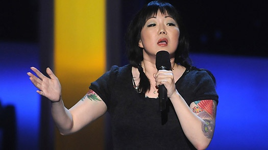 Interview with Asian Comedian Pioneer Margaret Cho