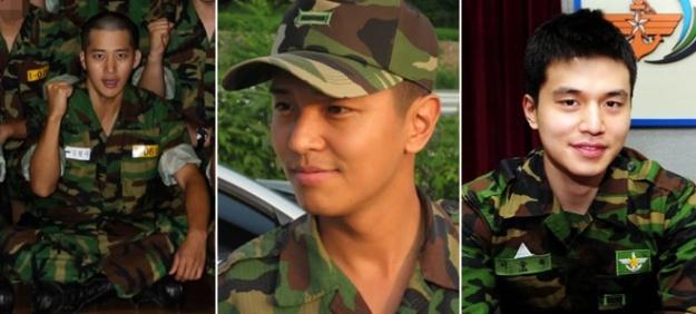Who is Best Looking in Uniform?