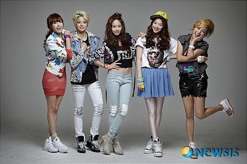 Weekly K-Pop Music Chart 2011 – May Week 3