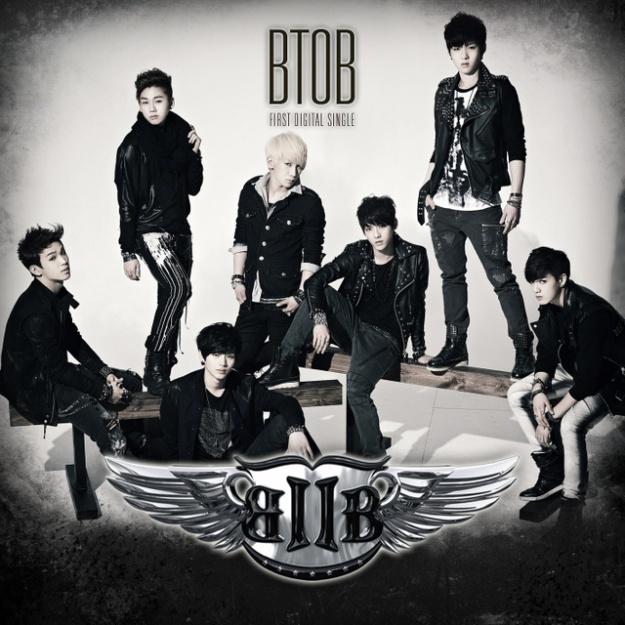 "BTOB Unleashes MV for Debut Single ""Insane"""