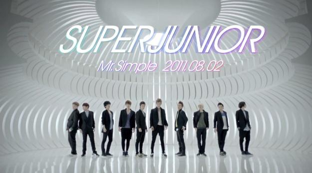 "Super Junior's ""Mr. Simple"" Teasers Exceed 1 Million Views"