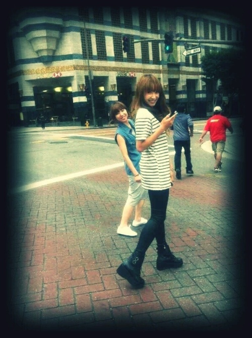 f(x)'s Victoria Vacations in the U.S.