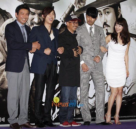 """Blades of Blood"" Movie Premiere (Various)"