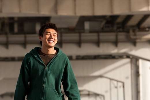 "Yoo Ah In: ""The reason I dropped out of high school was due to stress"""