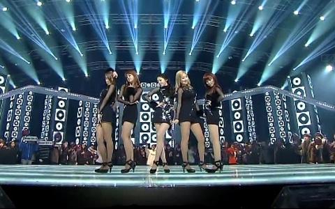 SBS Inkigayo 11.27.11
