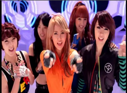 """4Minute Release """"Heart to Heart"""""""