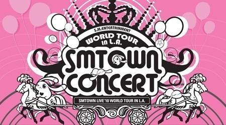 LA SMTOWN LIVE '10 SEATING CHART & FAQ