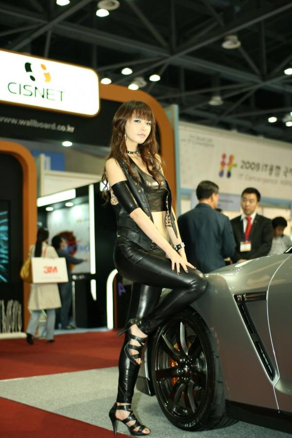 Korea Electronics Show 2009 (Kang Yui)