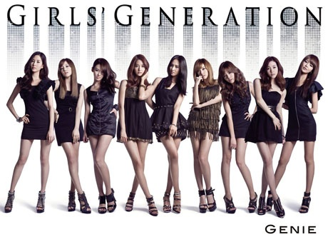 SNSD Teases With Japanese Version of Genie