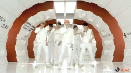 "Teen Top ""Supa Luv"" Dance Version MV"