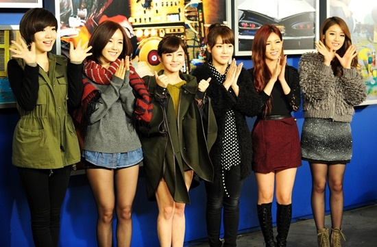 "T-ara to Choose the Hottest Flower Boy for New Show ""T-ara's Flower Boys"""