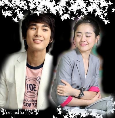 Moon Geun Young and CWH
