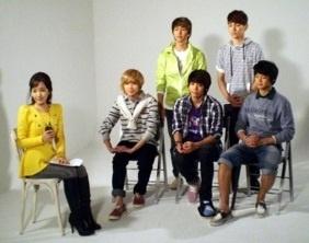 Interviews (SHINee, Yoon Eun Hye)