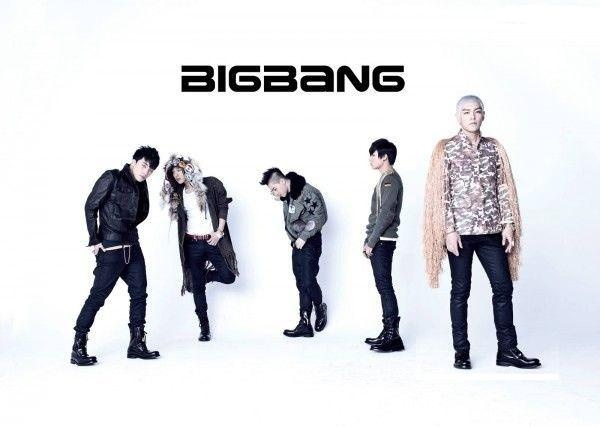 Big Bang Announced as Nominee for the MTV EMAs Worldwide Act Category