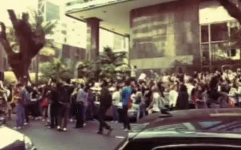 Brazilian Fans Block Road in Front of MBLAQ's Hotel