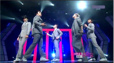 MBC Music Core 04.16.11