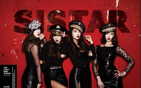 """SISTAR Has Their Inkigayo Comeback With """"Lead Me"""" and """"Alone"""""""