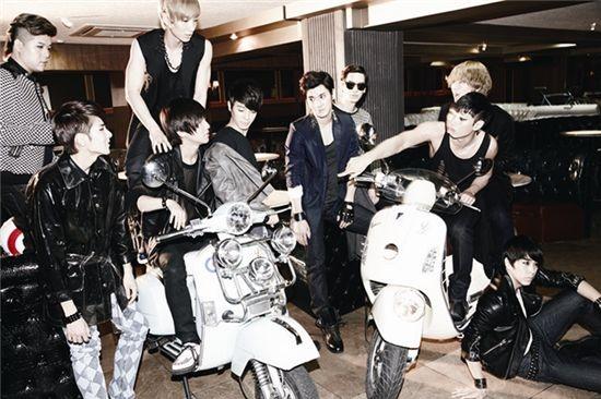 Super Junior's Full BONAMANA Album Released