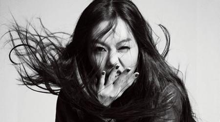 Fashion Icon Kim Min Hee Strikes A Pose In Marie Claire