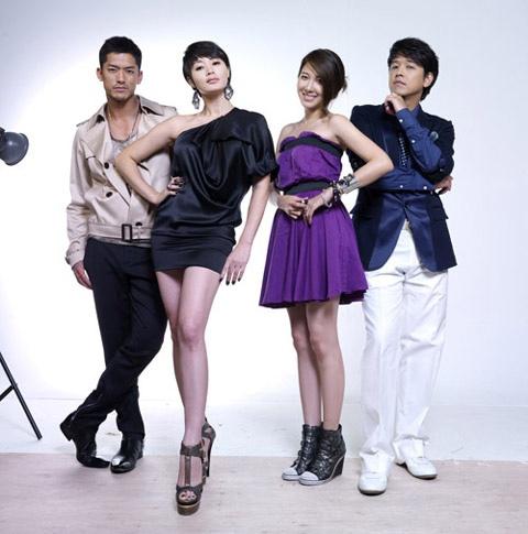 "Kim Hye Soo, Ryu Shi Won, and Lee Ji Ah lead the SBS drama ""Style (스타일)"""