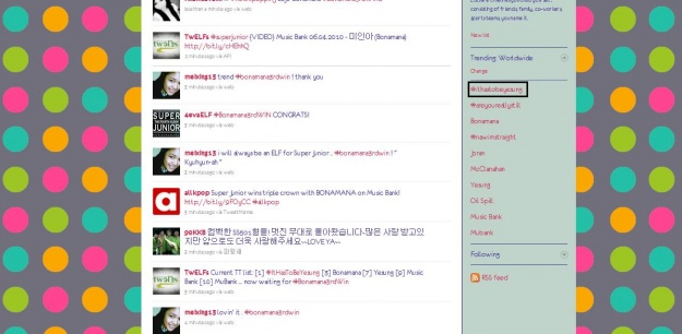 Super Junior's Yesung Flooded Twitter's Trending Topics