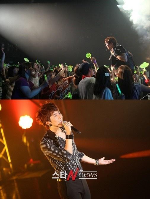 SS501's Kim Hyung Jun Completes Japanese Tour