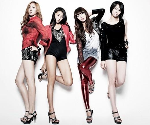 Weekly K-Pop Music Chart 2011 – September Week 1