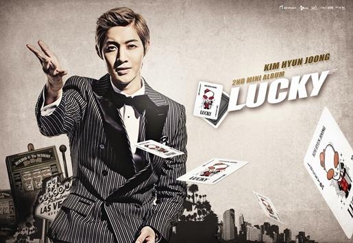 "Single Review: Kim Hyun Joong – ""Lucky Guy"""