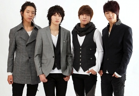 CNBLUE #1 On Oricon Indies