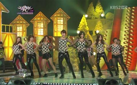 KBS Music Bank 01.20.2012