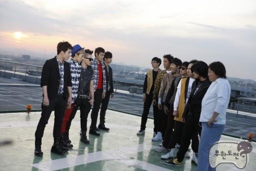 "BIGBANG to Join Cast of MBC ""Infinity Challenge"""