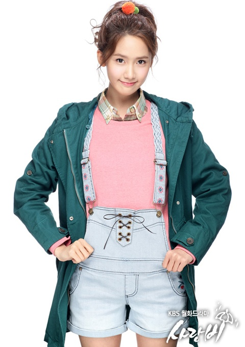 Girls' Generation YoonA Immobilizes Streets of Insadong
