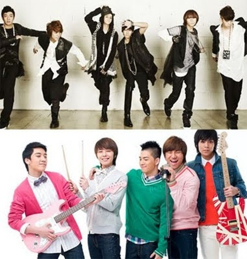 Big Bang and B2ST Picked as Top Two Groups People Want Invited to School Celebrations