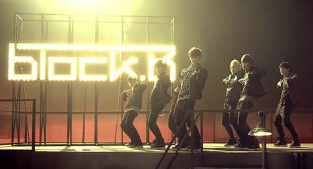 "Block B Unleashes Gorilla's Dance Version of ""Nanrina"""