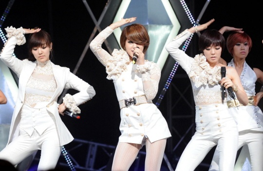 Girl Group SeeYa Disbands After Five Years