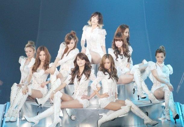 SNSD's YoonA & Yuri Appear in Japanese SAT