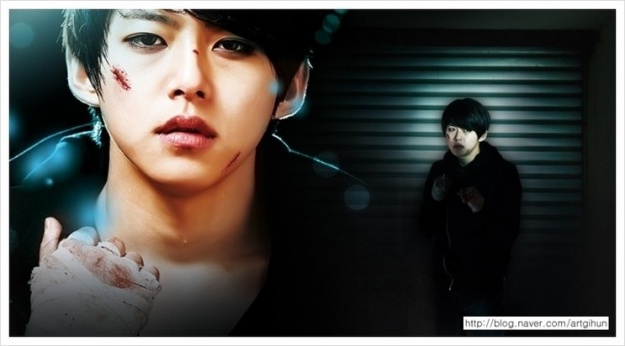 """U-Kiss Dongho to Appear in Super Action Drama """"Holy Land"""""""