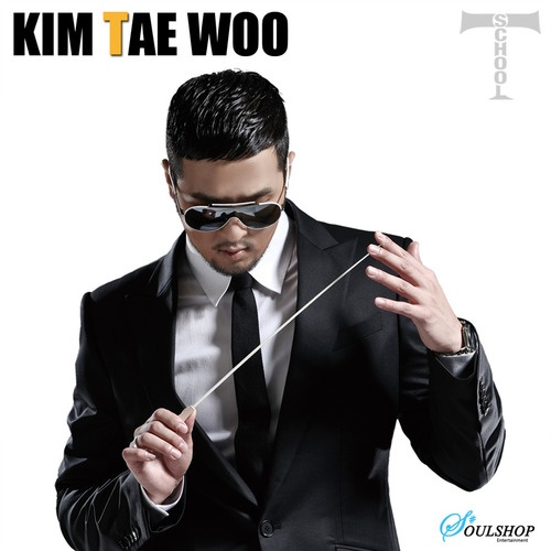 Kim Tae Woo Meets Stevie Wonder in LA