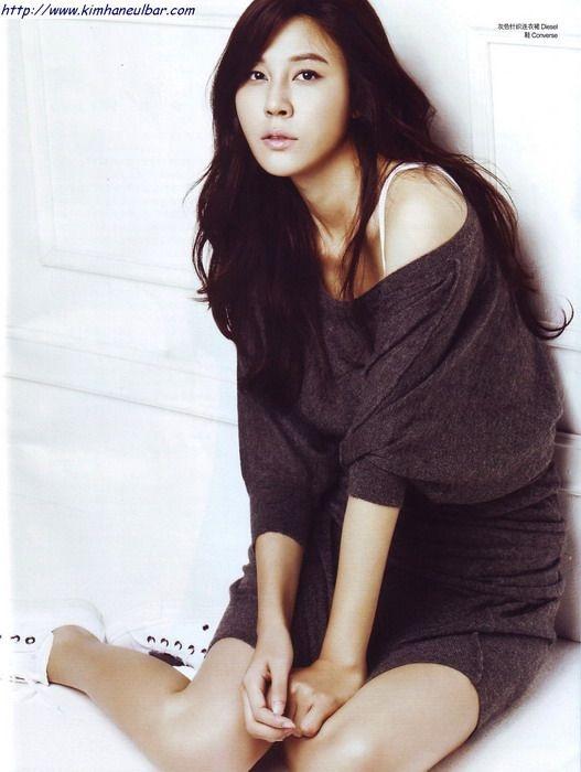 Kim Ha Neul's Angelic Picture for Lacoste