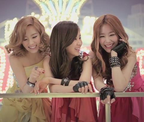 Girls' Generation's TaeTiSeo Reveals Diet Secrets