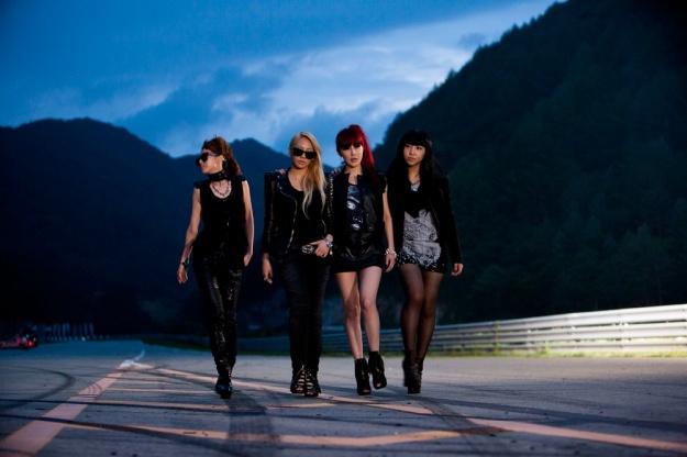 2NE1 Reveals Album Track List & Teaser Photos