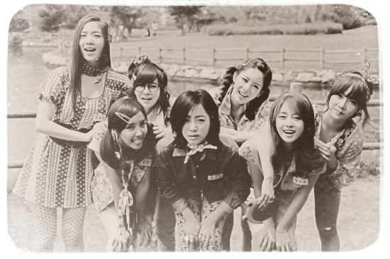 """T-ara Visits the Set of """"Gyebaek"""""""