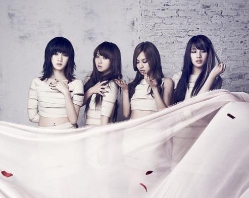 miss A Reveals New Album Jacket Photos