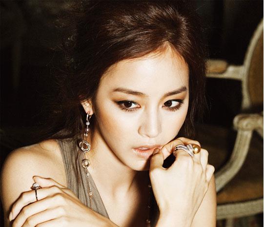 The Unchanging Beauty of Kim Tae Hee