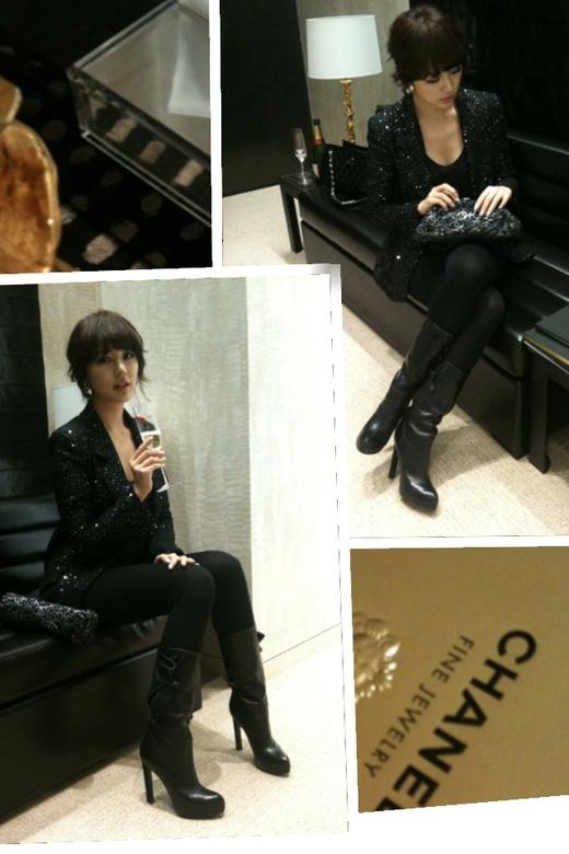 Celeb Style File: Yoon Eun Hye