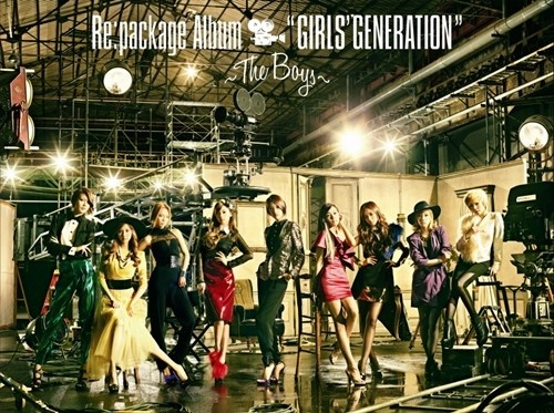 "SNSD to Release First Official Japanese Album and ""The Boys"" Repackage Album in South Korea"