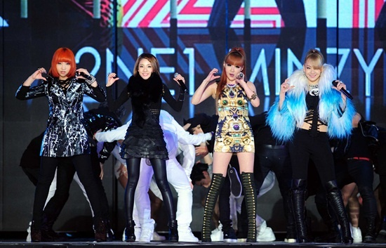 "2NE1 to Cover SNSD Jessica for ""Naeng Myun"" at Solo Concert"